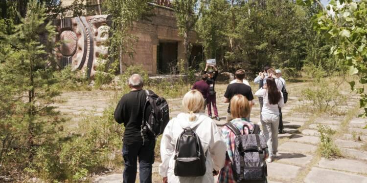 Tchernobyl devient officiellement un site touristique !