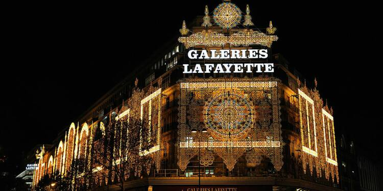 Les Galeries Lafayette s'offrent Mauboussin