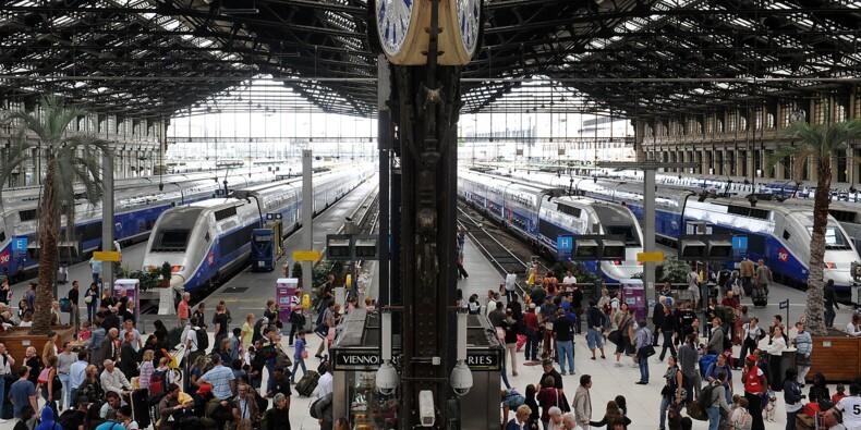 Le plan de la SNCF pour éviter les files d'attente trop longues dans les gares