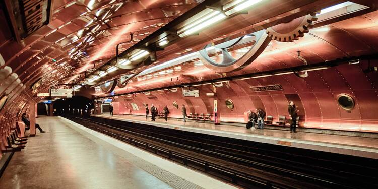 Paris : la 4G dans le métro c'est pour très bientôt !
