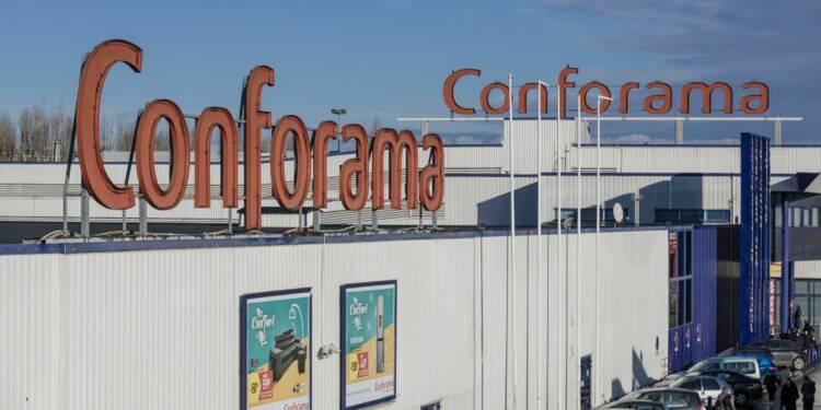 Conforama cède aussi ses magasins espagnols