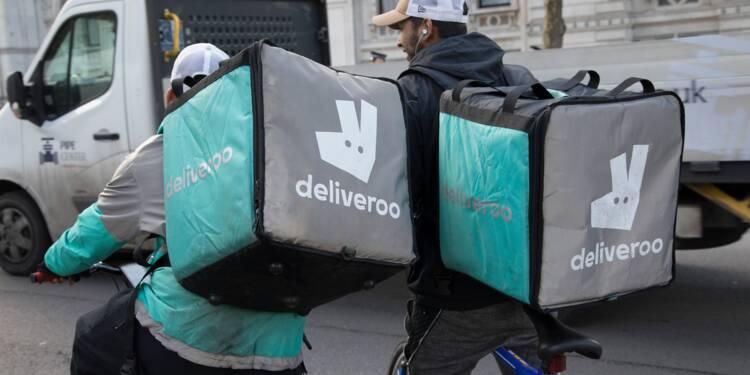 Tours interdit trois zones aux livreurs Deliveroo et Uber Eats