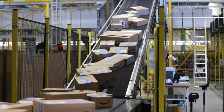 """Les salariés d'Amazon contestent les promos faites sur leur """"dos"""""""