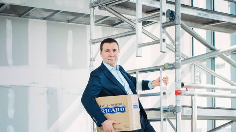Alexandre Ricard : «C'est le luxe qui tire le plus notre croissance»