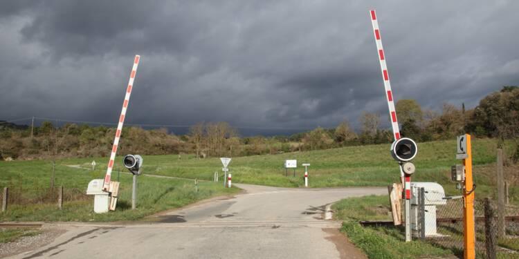 Quels sont les passages à niveau à risque en France ?