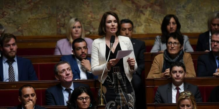 """Présidence du groupe LREM : Olga Givernet, la """"marcheuse"""" qui veut doubler Gilles Le Gendre"""