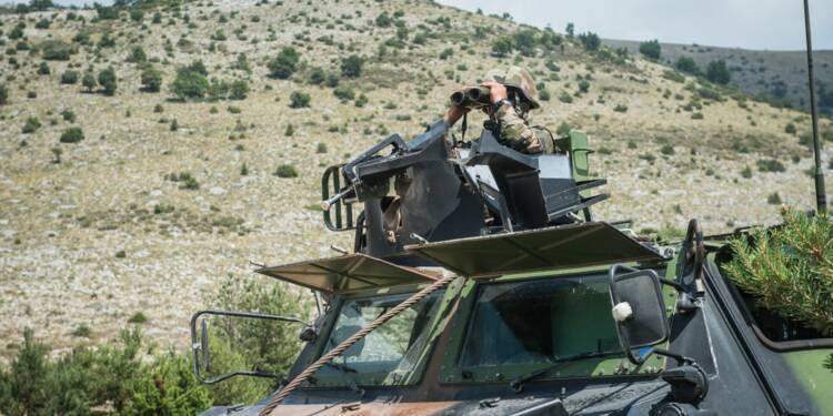 L'armée française va tester des robots mules sur le terrain