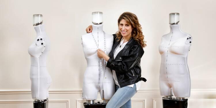 Euveka, le mannequin connecté qui s'adapte à toutes les tailles