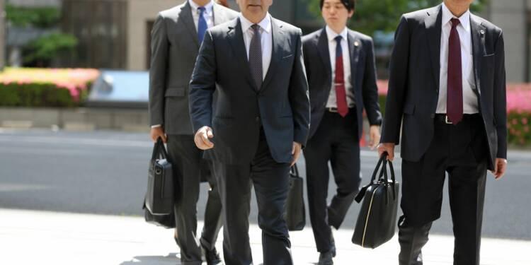 La violente charge de l'avocat de Carlos Ghosn contre le procureur de Tokyo