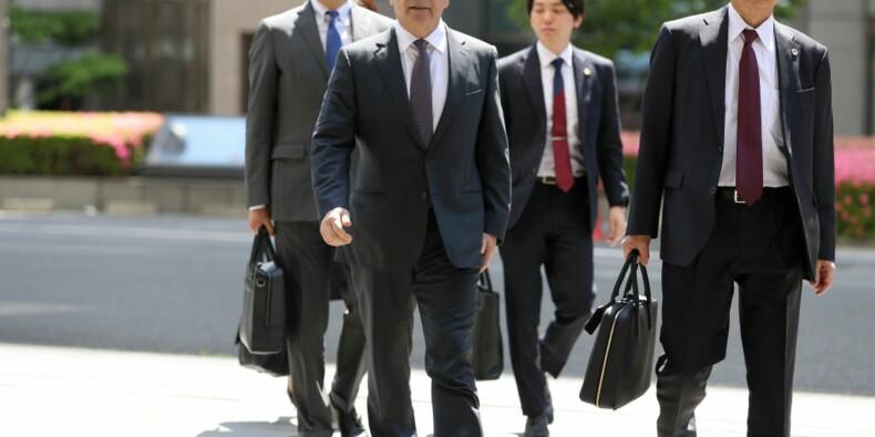 Carlos Ghosn réclame 15 millions d'euros à Nissan et Mitsubishi