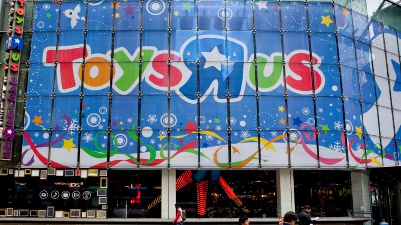 Les magasins Toys'R'Us disparaissent au profit de l'enseigne PicWicToys