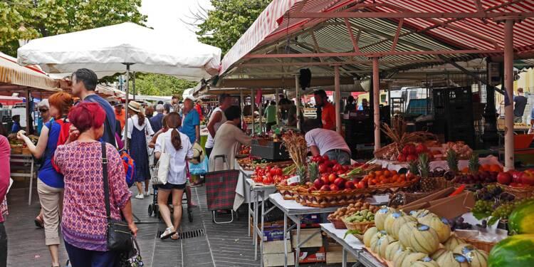 Sur les marchés cet été, gare au faux Made in France
