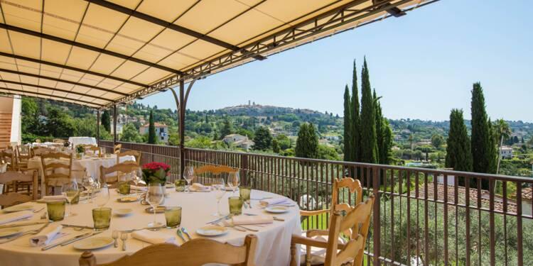 Provence : les terrasses qui attirent les VIP