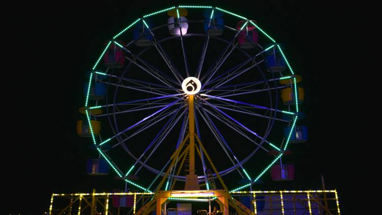 Une autre grande roue exaspère les riverains, à Saint-Laurent-du-Var