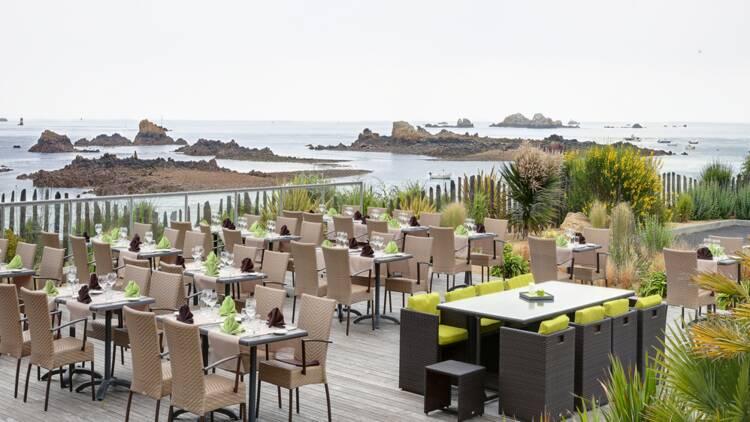 Ces terrasses de Bretagne qui attirent les VIP