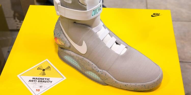 Une collection de sneakers atteint 850.000 dollars aux enchères !