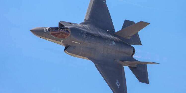 Les États-Unis excluent les Turcs du programme F-35