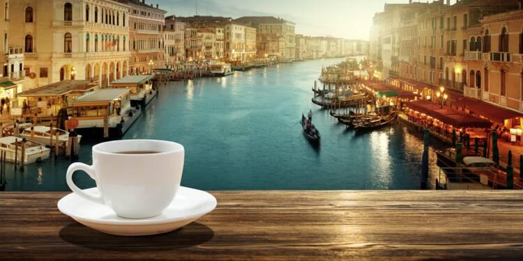 Venise : boire votre propre café peut vous coûter très cher