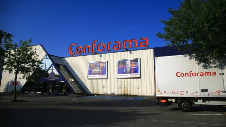 Conforama : les salariés ne toucheront rien du pactole de la vente des magasins espagnols