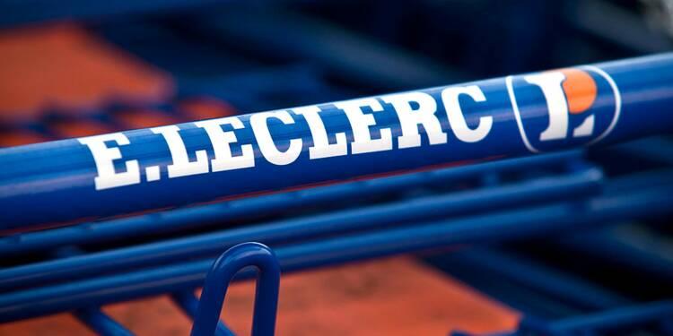 Leclerc engrange encore des parts de marché