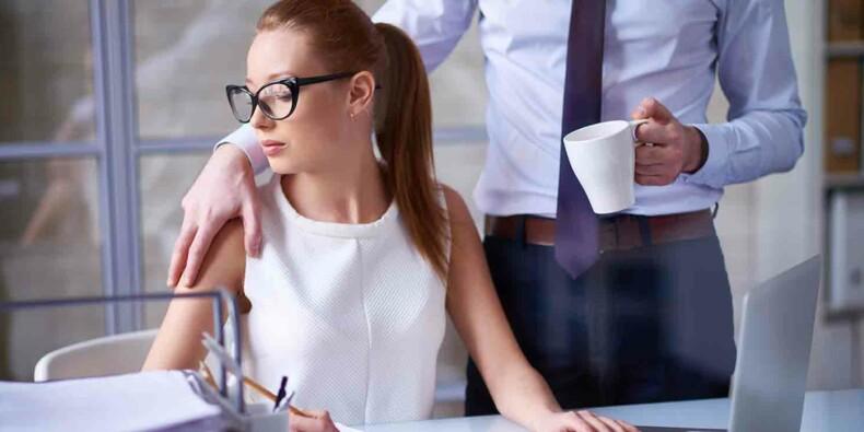 Harcèlement sexuel au travail : que faire?