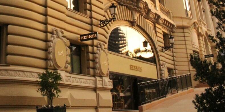 Le géant du luxe Hermès signe une croissance insolente