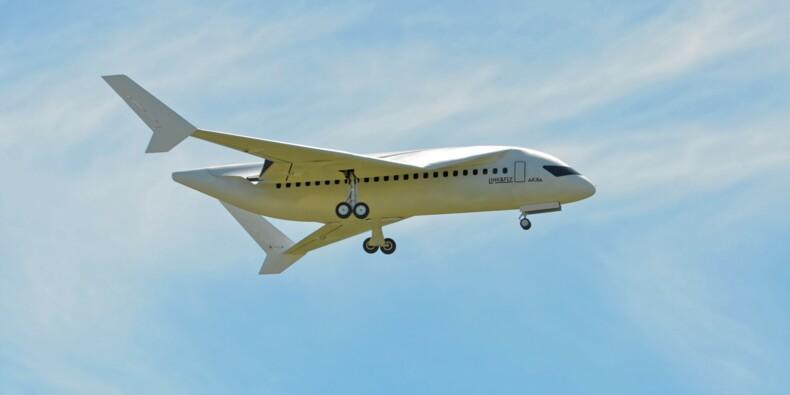Le prototype d'un avion en kit a réussi son vol test