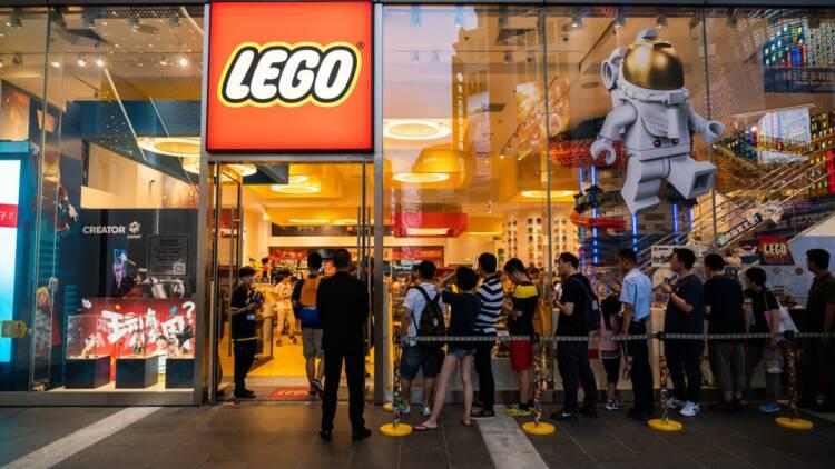 Lego va commercialiser dans le monde entier un arbre imaginaire créé par un Nancéen