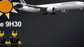 Long-courriers, trajets de nuit... Comment les compagnies aériennes adaptent le nombre de pilotes à chaque vol