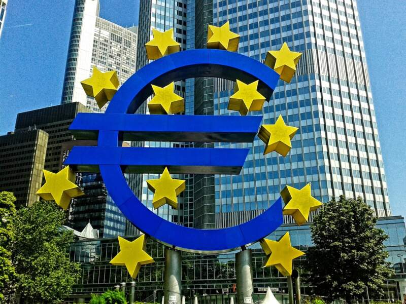 La croissance de la zone euro s'essouffle
