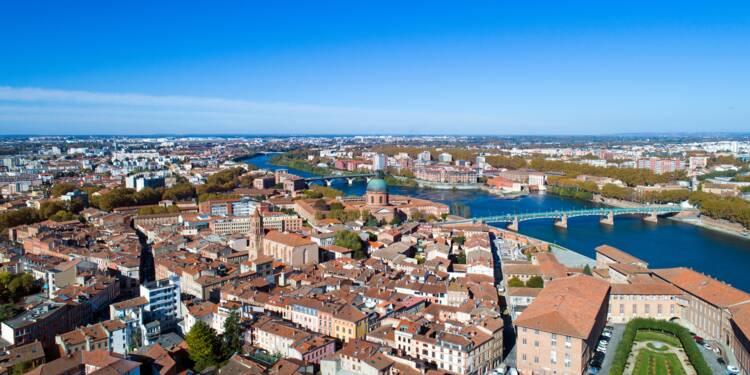 Toulouse : un gratte-ciel surplombera bientôt la ville - Capital.fr