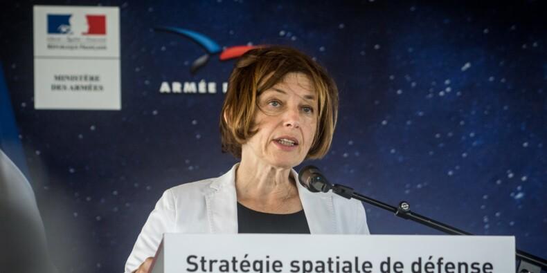 La France va envoyer lasers et mitrailleuses dans l'espace