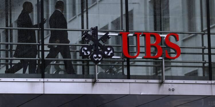 UBS : la Suisse autorisée à transmettre les informations de 40.000 clients français