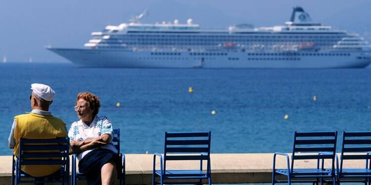 Les bateaux de croisière polluants bannis de Cannes