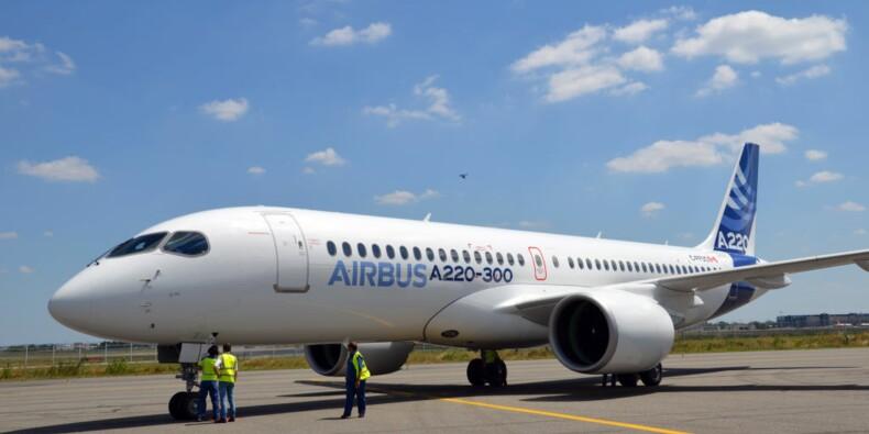Airbus et Air France sur le point de signer une commande géante