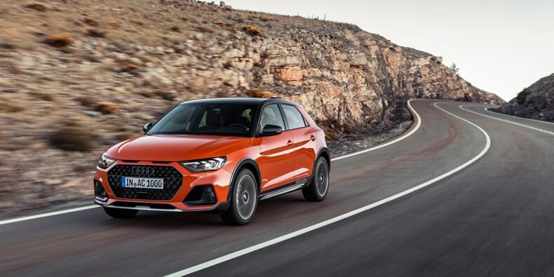 Audi A1 Citycarver : une version inédite façon baroudeur
