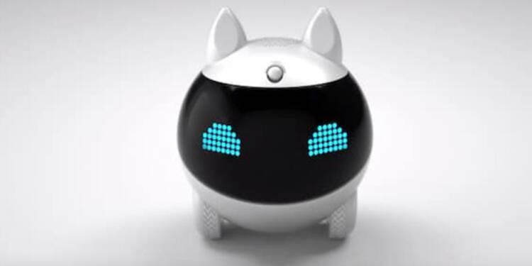Winky, le petit robot qui apprend le code aux enfants