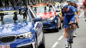 À Paris, le radar flashe à tout-va les voitures du Tour de France