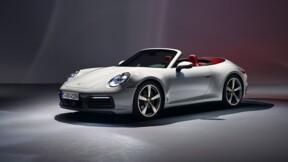 Porsche 911 Carrera (992) : voici la version de base