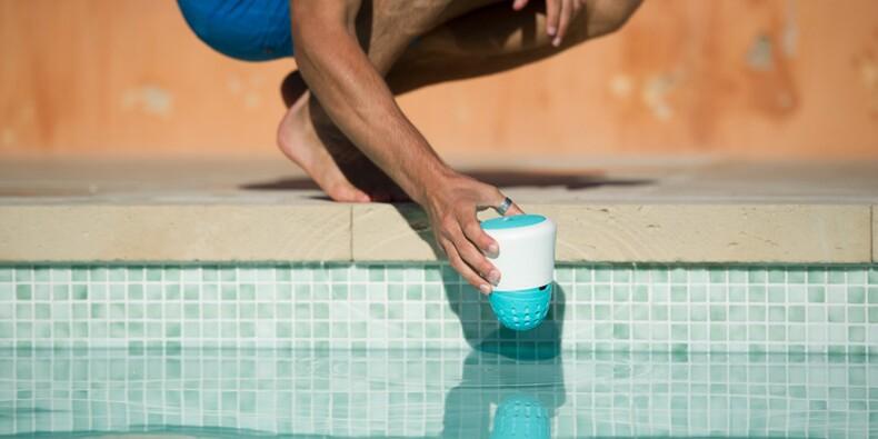 Ico, la solution pour surveiller l'eau de votre piscine à distance