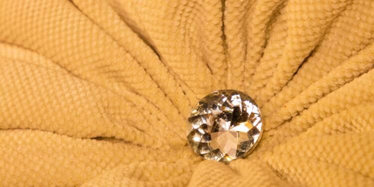 En vacances, l'enseignant tombe sur un diamant de 2,12 carats