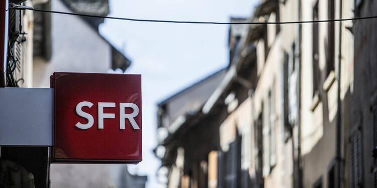 SFR continue d'engranger de nouveaux abonnés et d'améliorer sa marge