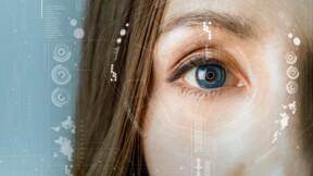 Avec deux clignements d'œil, ces lentilles vous permettront de zoomer !