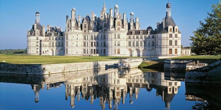 Dormez comme un roi et sauvez le château de Chambord