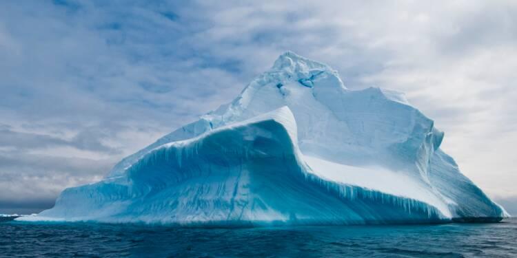 Le business de l'eau des icebergs inquiète