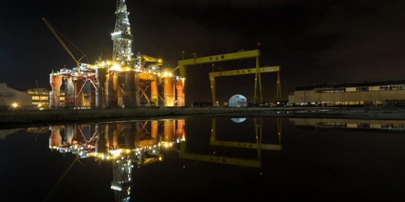 Clap de fin pour le chantier naval qui a construit le Titanic
