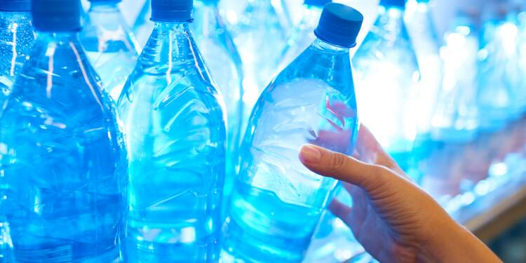 L'eau Luchon retirée de la vente à cause de ses étiquettes