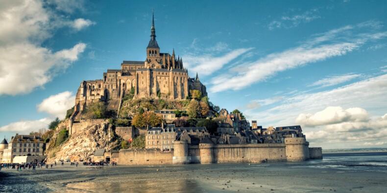 Plus d'eau pour se laver les pieds ! Le maire du Mont-Saint-Michel réagit à la sécheresse
