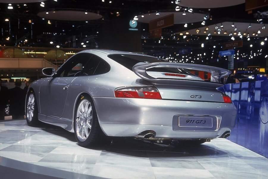 Porsche 911 GT3 (996.1)