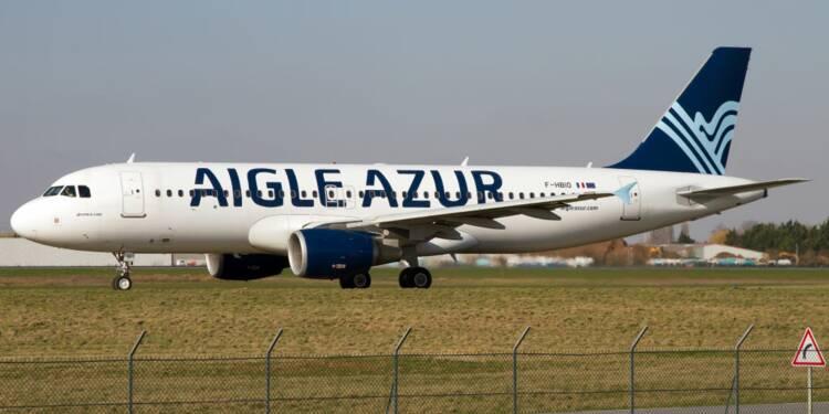 Air France serait intéressée par une reprise d'Aigle Azur
